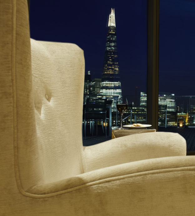 By Tower Bridge, this 5-star penthouse boasts the best views of London