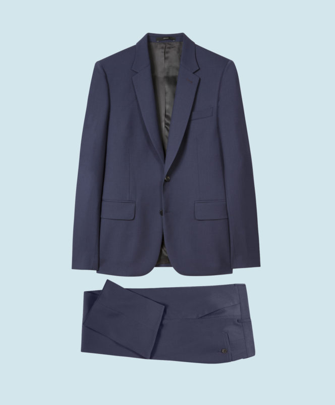 A Suit To Travel In by Paul Smith