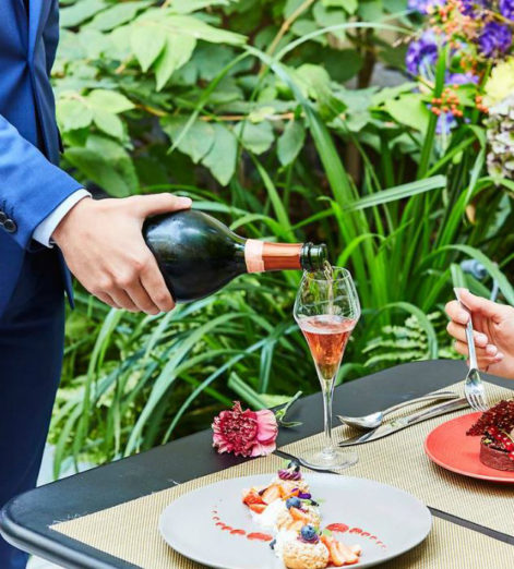 Sofitel's latest Wine Days Event uncorks this year's perfect pairings