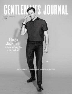 Latest Issue out now with Hugh Jackman