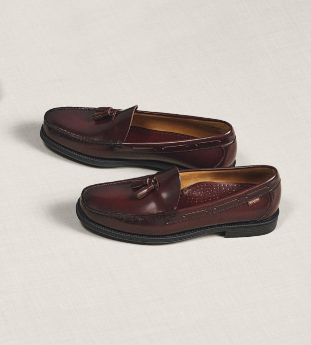 Here's how to wear your summer loafers this winter