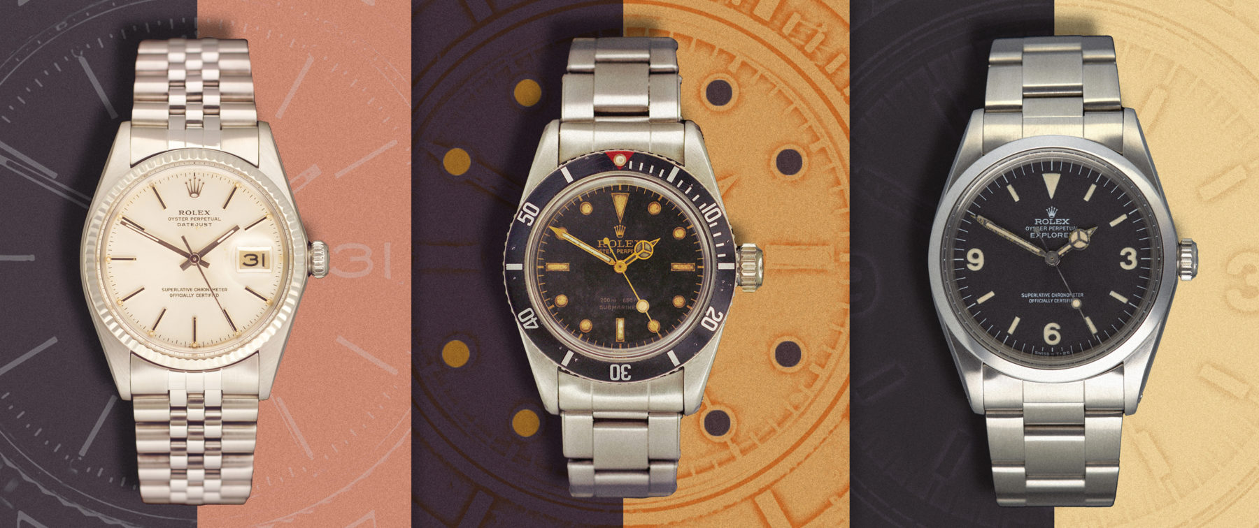 The Best Vintage Watches On Market