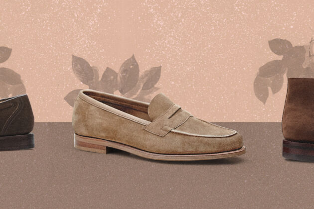 best suede shoes