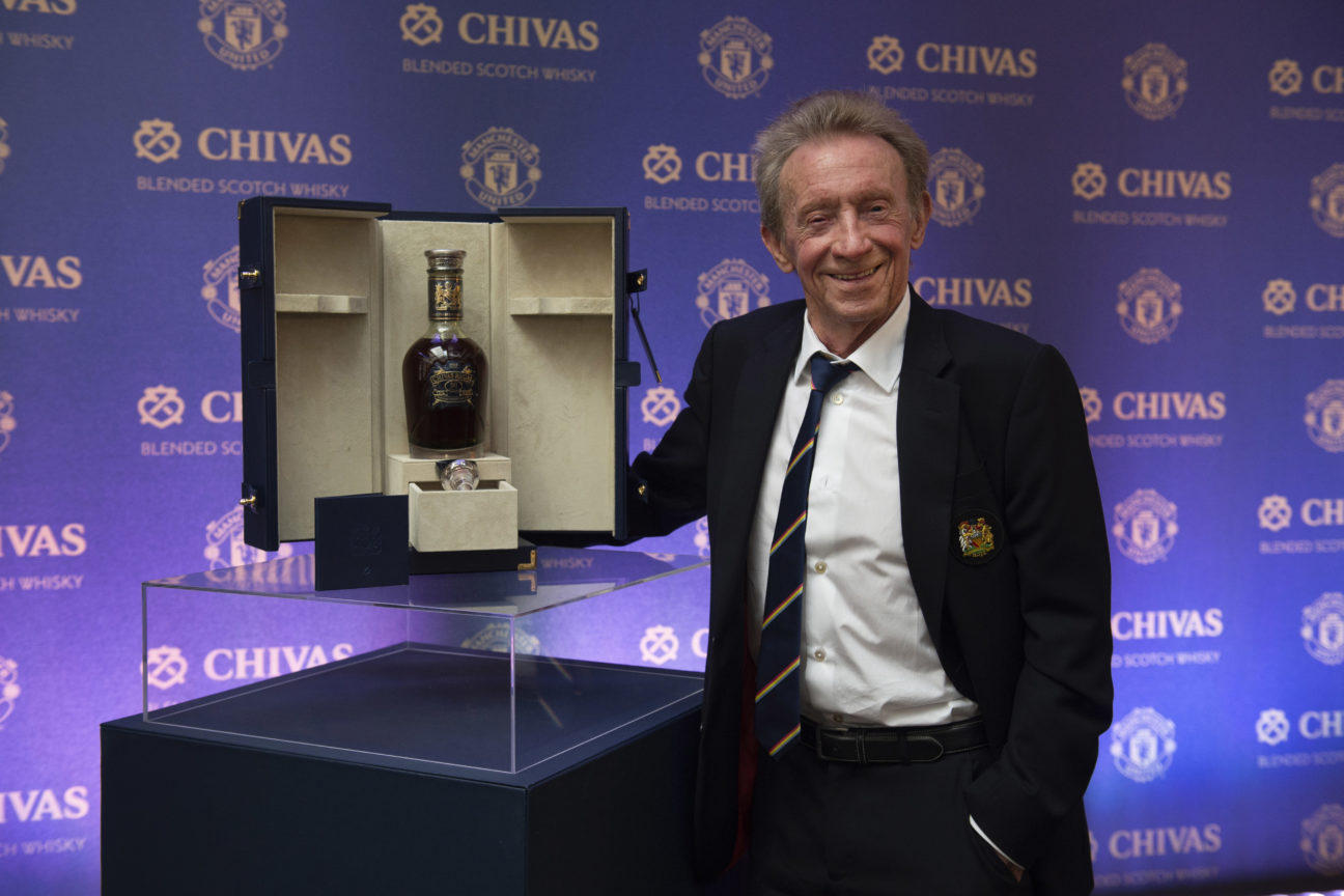 Chivas have released four bottles of their first ever 50 year old Scotch