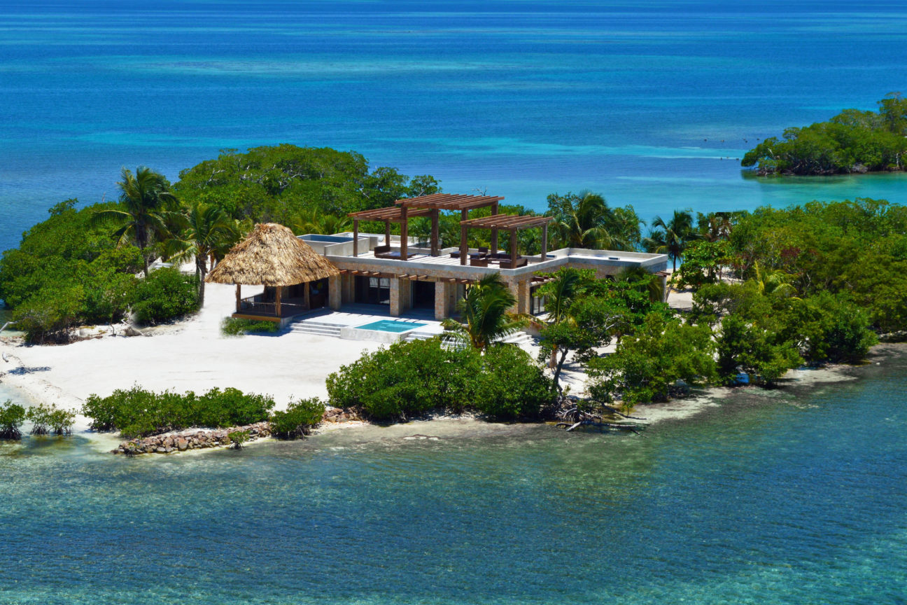 The private island you can book for a secluded getaway
