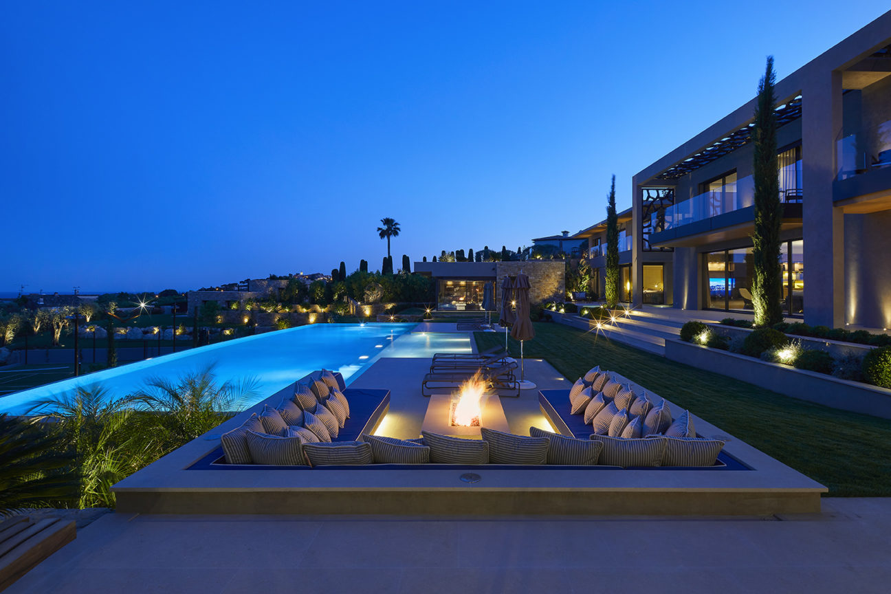 La Réserve is the masterpiece of the French Riviera