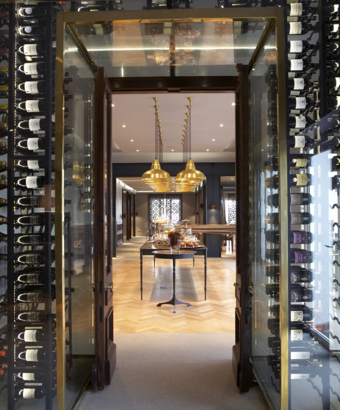 Where to find the best wine lists in the world