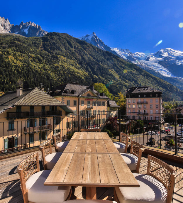 We've found the perfect penthouse for your next ski trip