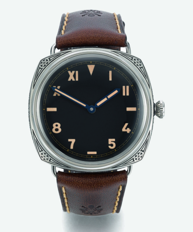 A very special and rare Panerai auction at Sotheby's