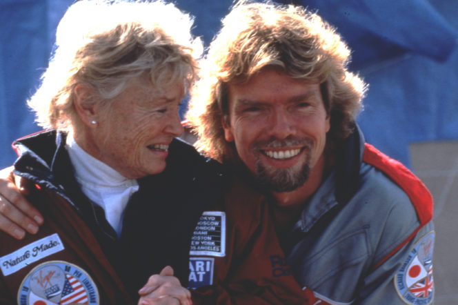 What we learned from 20 minutes with Richard Branson