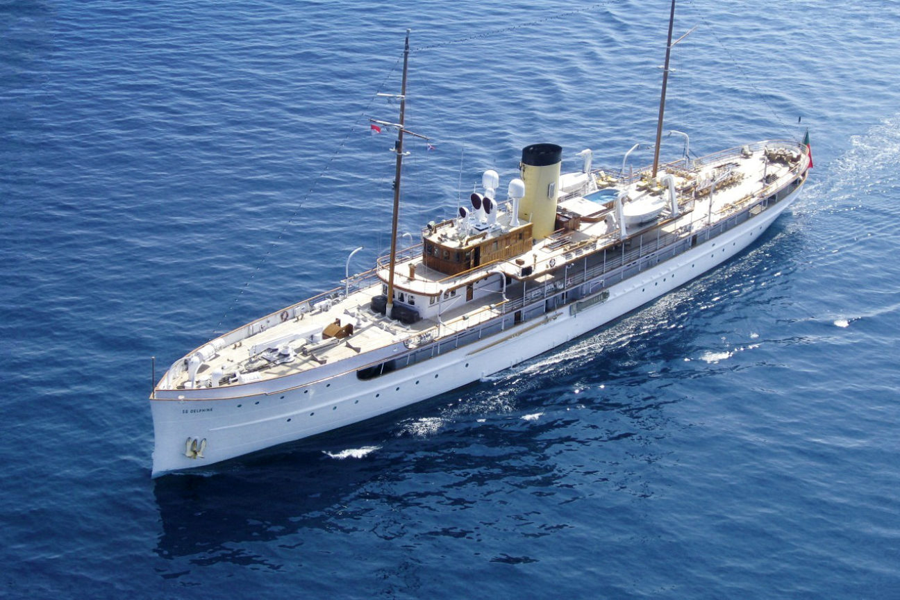 These 5 yachts have incredible stories to tell