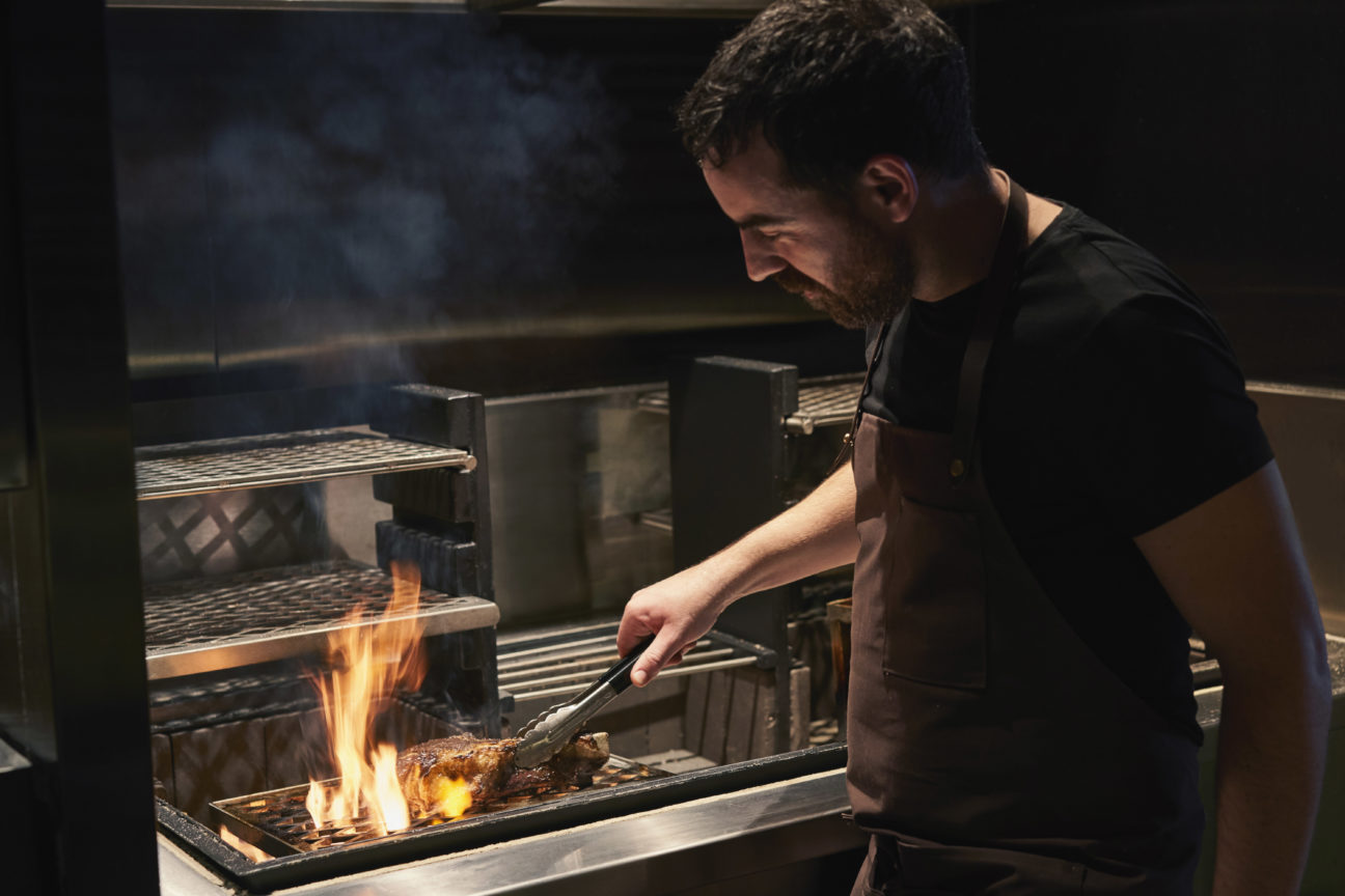 Gridiron by COMO brings open grill cooking to Mayfair