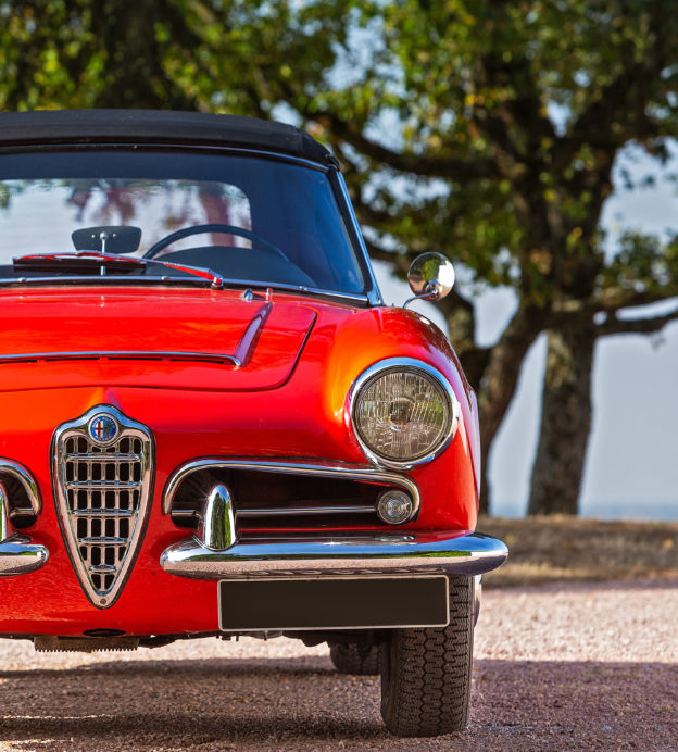 This 1963 Alfa Romeo is Italian passion on four wheels