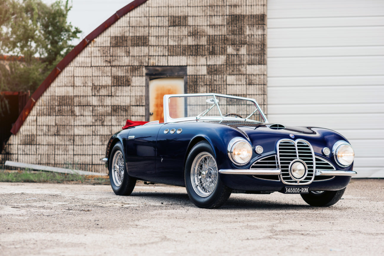 Only three of these vintage Maseratis were ever made. Now you could own one…
