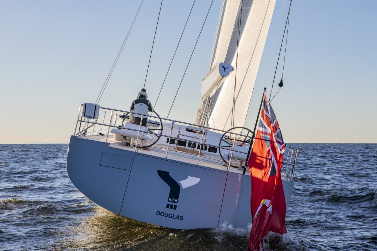 There's nothing miniature about Baltic Yacht's Mini Y