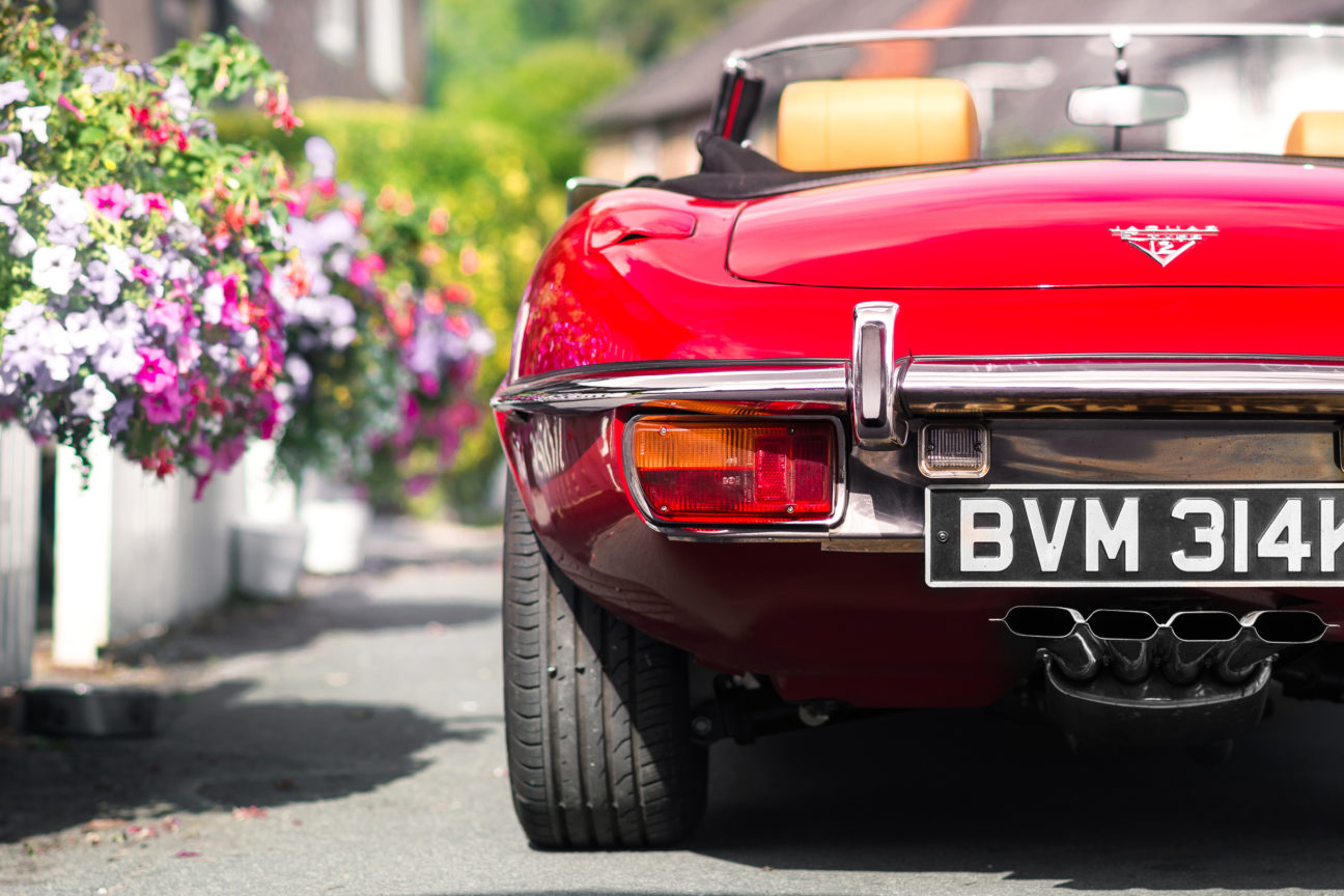Rebuilt, remastered, reinvented – This E-Type Series 3 has a secret under its bonnet
