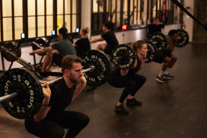 Get in shape with the Gentleman's Journal Clubhouse
