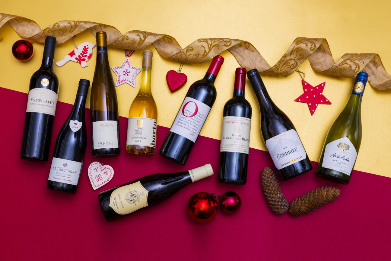 Here's why you should get your Christmas wine from Corney & Barrow