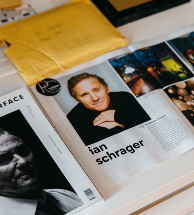 Ian Schrager, the man behind Studio 54 is now starting a new breed of hotels