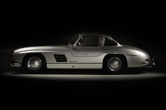 This Mercedes-Benz 300 SL is in incredible condition for its age — and it's going up for auction