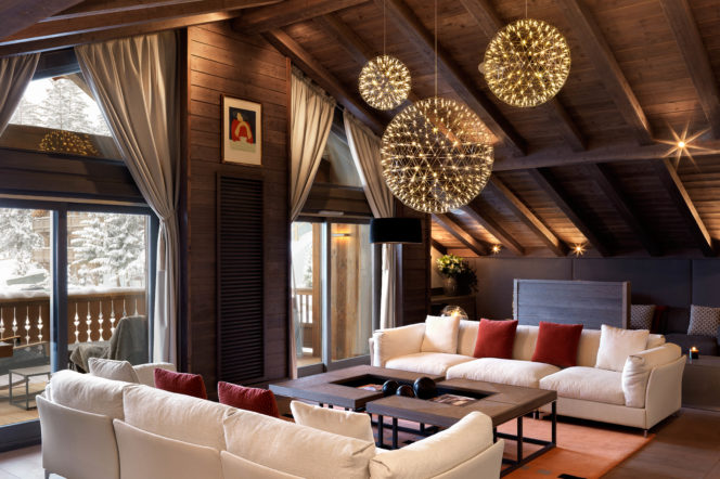 Six Senses Residences Courchevel is the last word in luxury mountain living