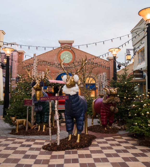 In the heart of Bavaria, Ingolstadt Village is the ultimate Christmas market