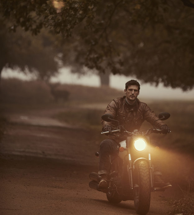 Easy riders and rugged slacks: a gentleman's guide to motorcycling style