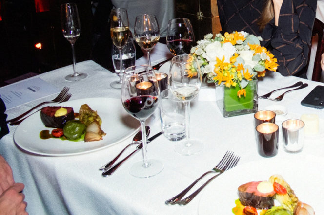 Three perfect pairings for your autumn dinner party