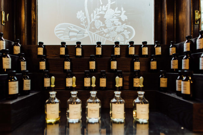 What's in a scent: How bespoke perfumers bottle personalities