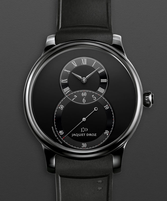 The Edit: Black ceramic watches