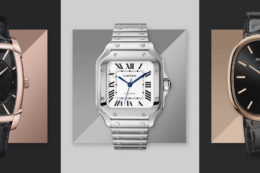 best square watches