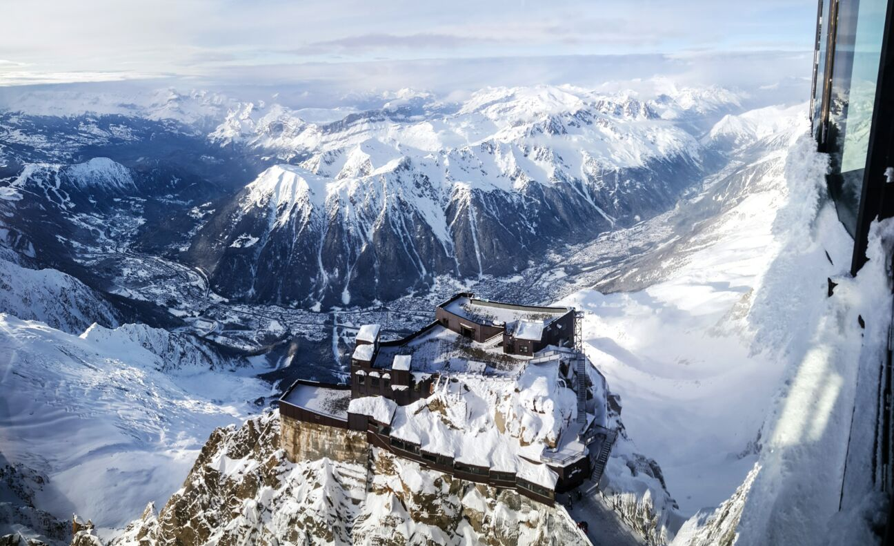 Here's what's new in the Alps this season
