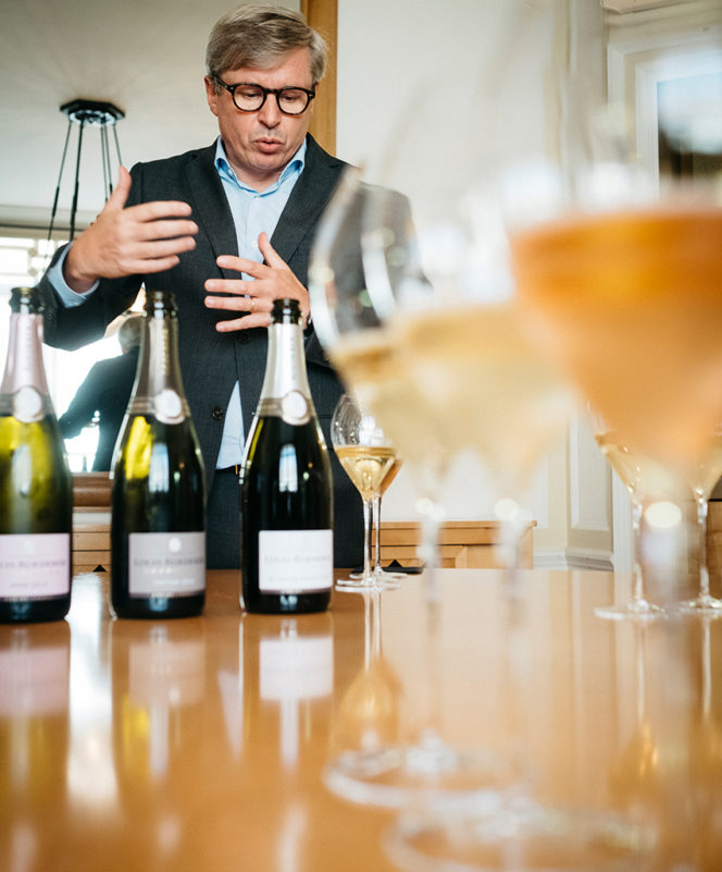 Why Cristal will always be the king of Champagnes