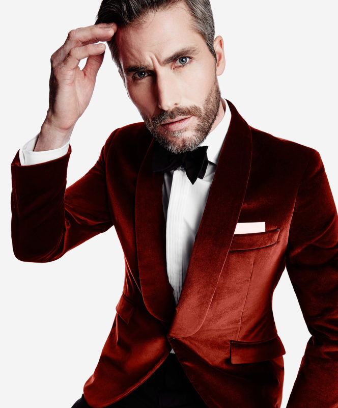 Jeremy Hackett's guide to dressing for the Party Season