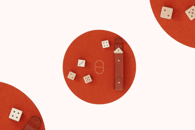 Editor's Picks: a Hadoro Paris iPhone, a pair of Hamilton and Hare pyjamas and the Hermès Delick dice game