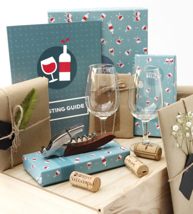 Gift Le Petit Ballon Wine Club this Christmas