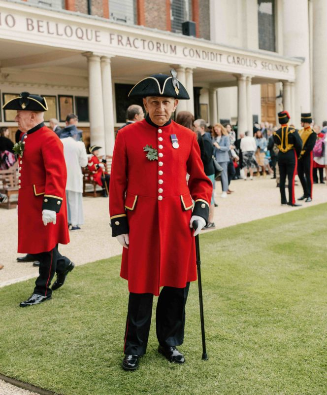Behind the scenes at Royal Hospital Chelsea