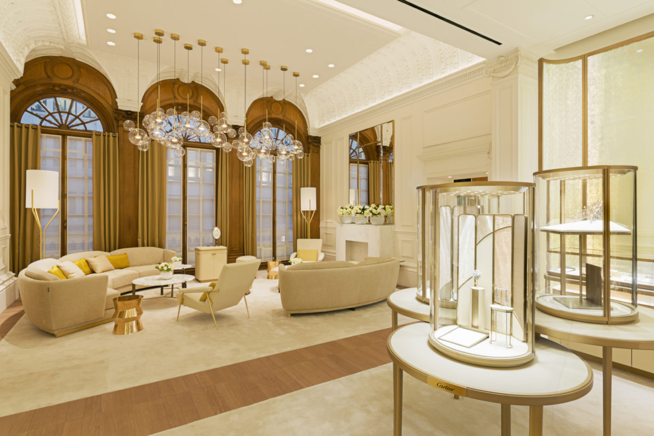 Cartier's new London temple is a shrine to quality watchmaking
