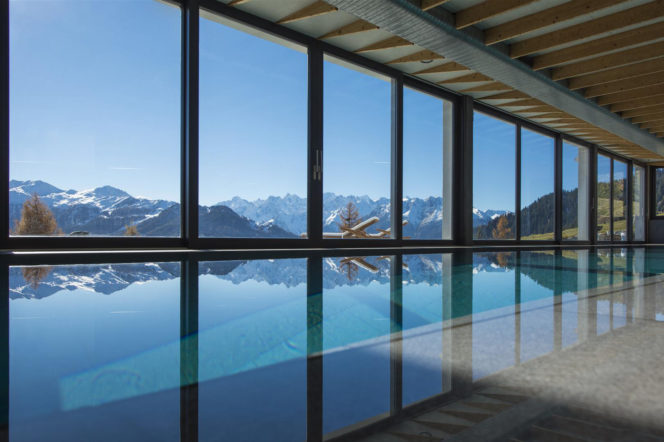 These are the 7 most jaw-dropping chalets in the Alps