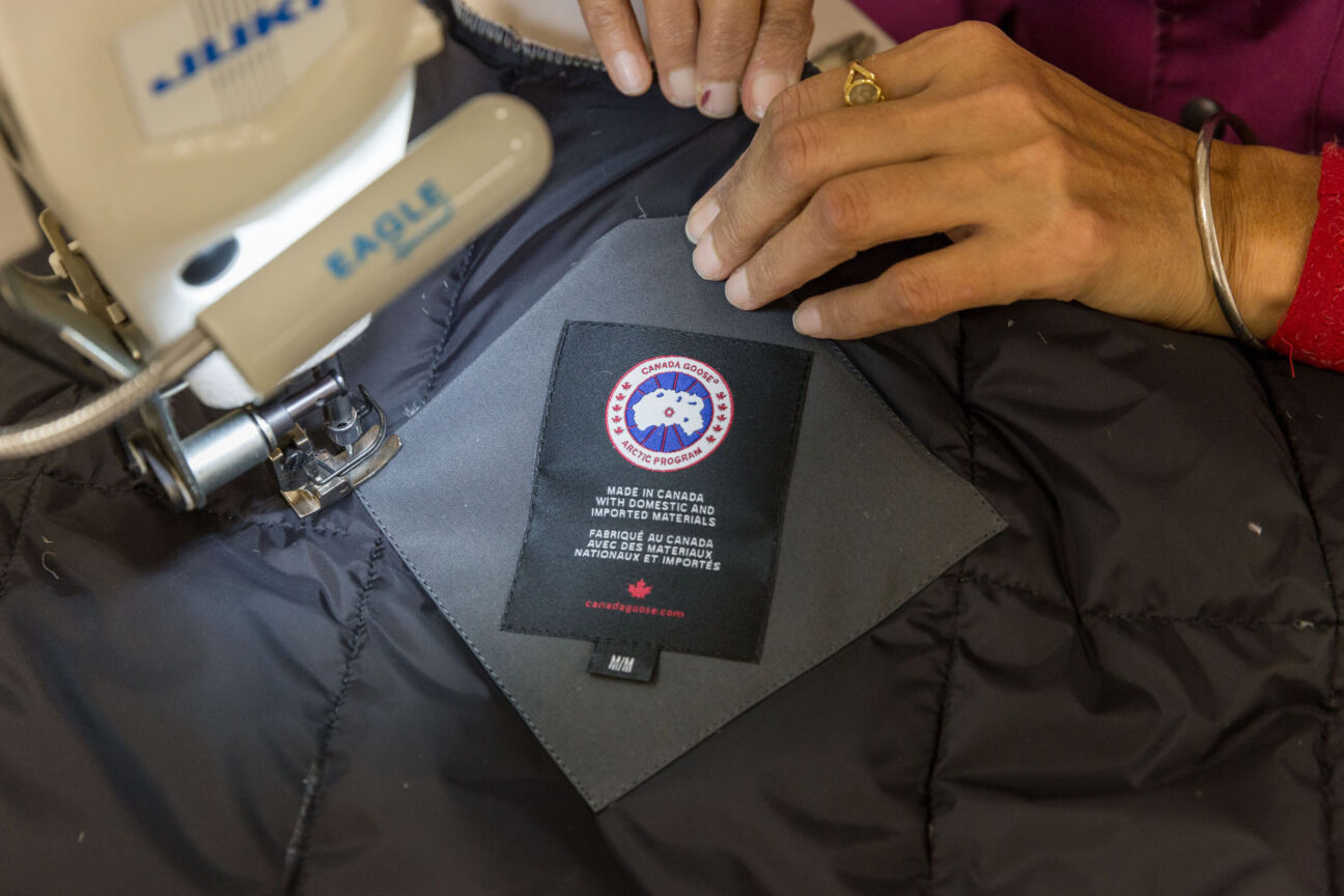How Canada Goose are reclaiming eco-responsibility in the Great White North