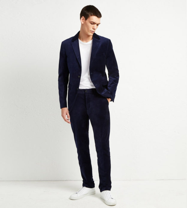 How to make velvet your strong suit this party season
