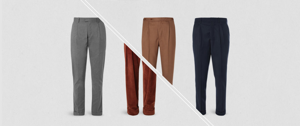 Here's why you should be wearing pleated trousers | Gentleman's Journal