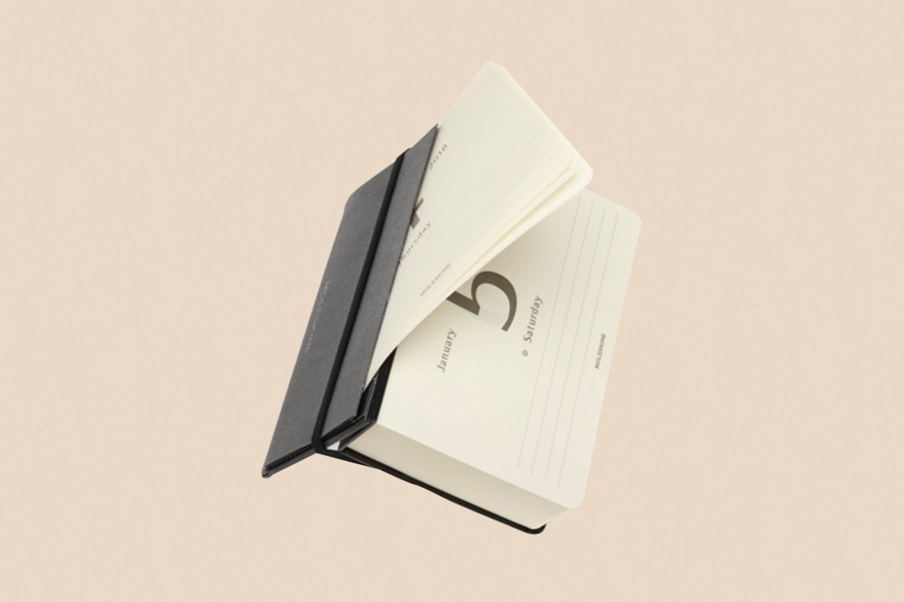 Get your year into order with these 2019 diaries