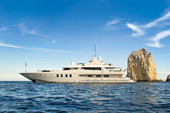 Winter superyacht hotspots (and the boats to charter there)