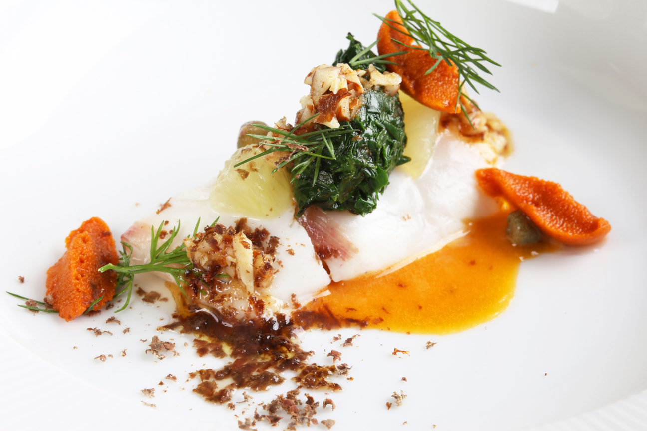 La Clarence serves up a decadent fine dining experience