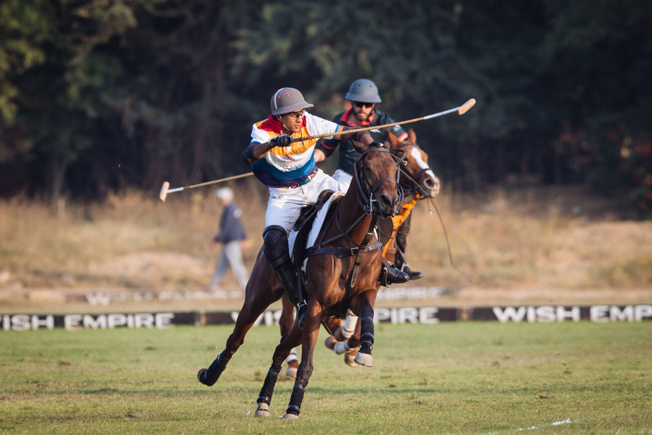 British Polo Day puts on a spectacular show in India