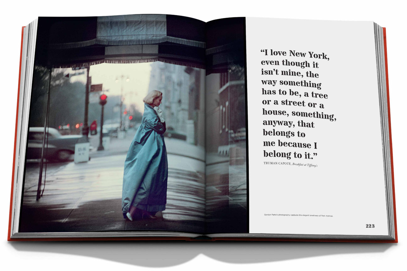 This coffee table book is a window into the world's most exciting city