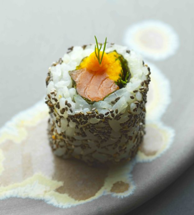 This Michelin-starred chef will change the way you eat sushi