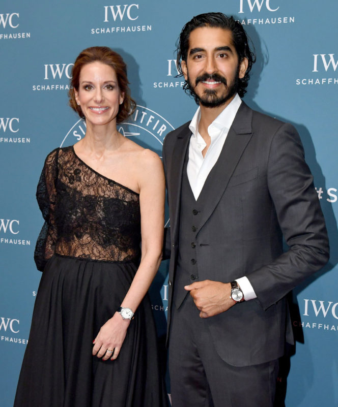 Dev Patel is still figuring things out