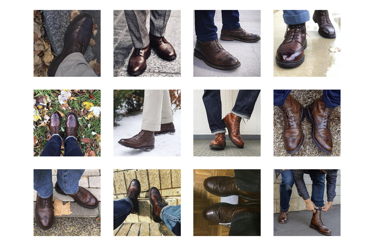Crockett & Jones are treading new ground with their latest campaign